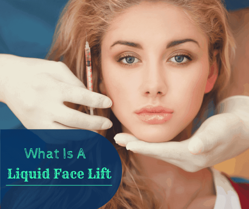 What Is A Liquid Face Lift